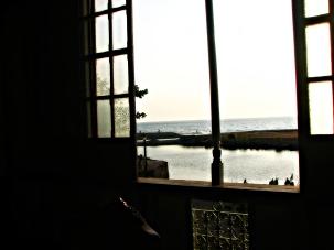 Mesmerizing view outside Casa Lubao