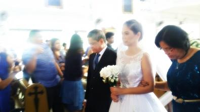 The bride <3